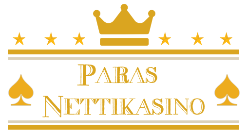 Paras nettikasino logo