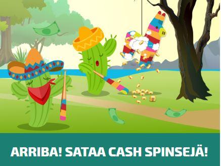 La Fiesta Casino ja monet edut
